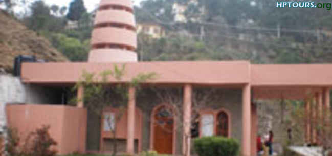Sai Baba , Garhkhal, Kasauli, Solan District, Himachal Pradesh